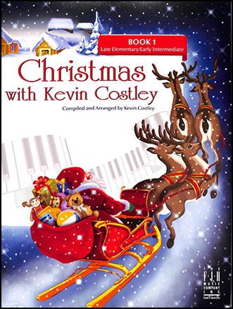 Christmas with Kevin Costley #1