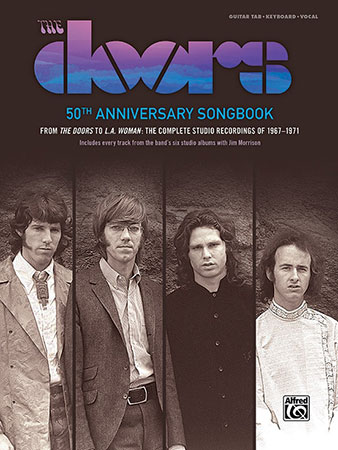 The Doors 50th Anniversary Songbook