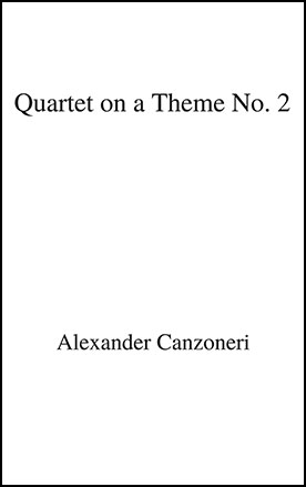 Quartet on a Theme No. 2