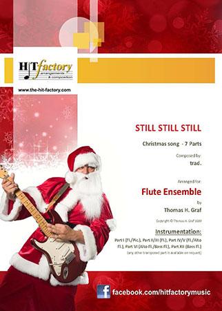Still Still Still - Flute Ensemble