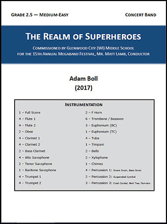 The Realm of Superheroes