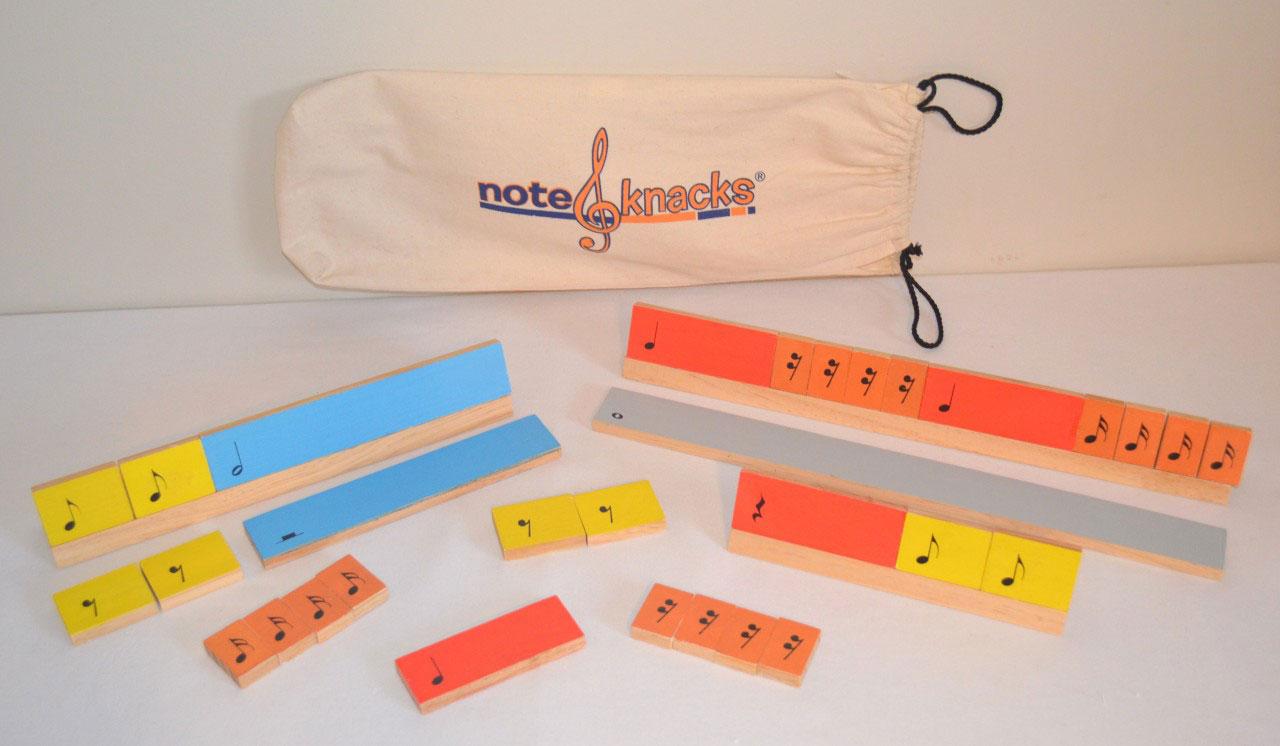 Note Knacks Student Set