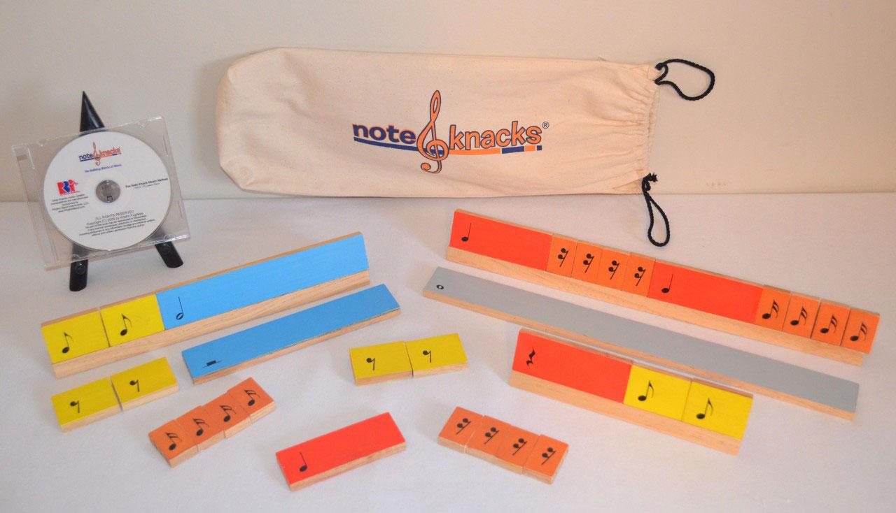 Note Knacks Teacher Set