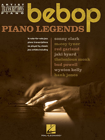 Transcribed Jazz Solos for Piano | Sheet music at JW Pepper