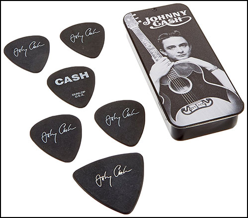 Johnny Cash Pick Tins