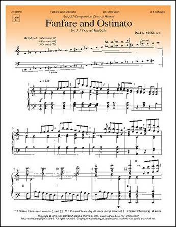 Fanfare and Ostinato