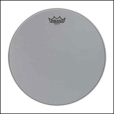 Remo Snare Batter White Max/Black Max