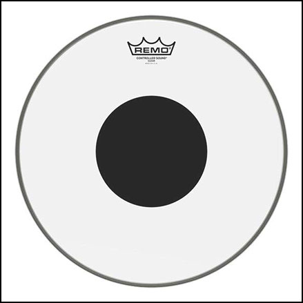 Remo Clear Controlled Sound Bass Drum Head