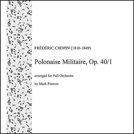 Polonaise Militaire, Op. 40, No. 1