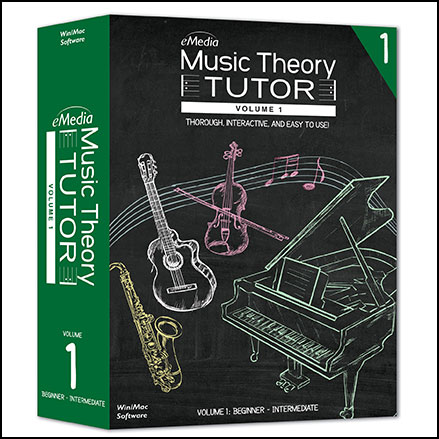eMedia Music Theory Tutor