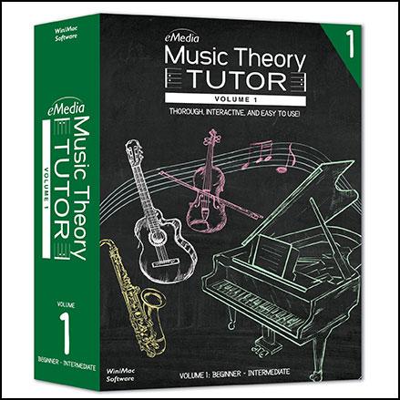 eMedia Music Theory Tutor