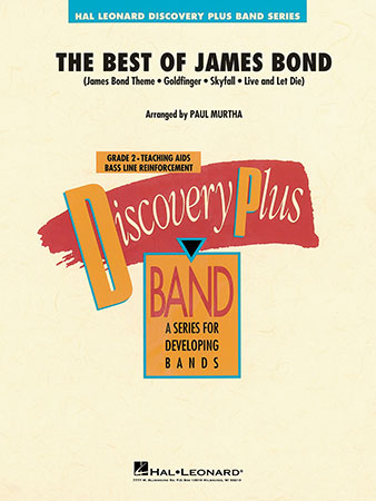 The Best of James Bond Cover