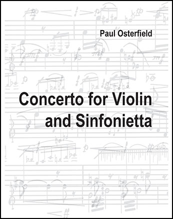 Concerto for Violin and Sinfonietta