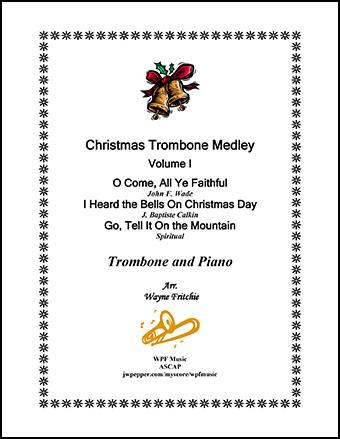 Christmas Trombone Medley Volume I
