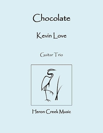 Chocolate (Guitar Trio)