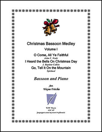 Christmas Bassoon Medley Volume I