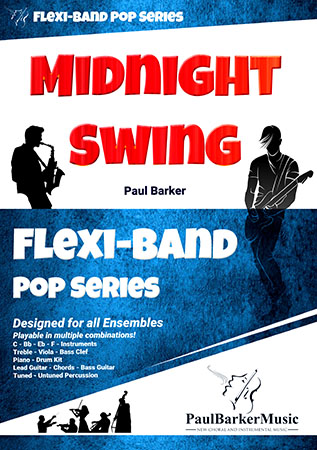 Midnight Swing myscore sheet music cover