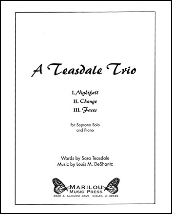 A Teasdale Trio