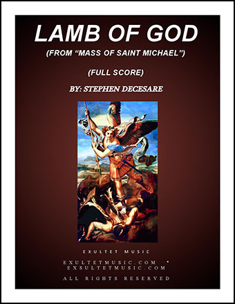 Lamb Of God (from
