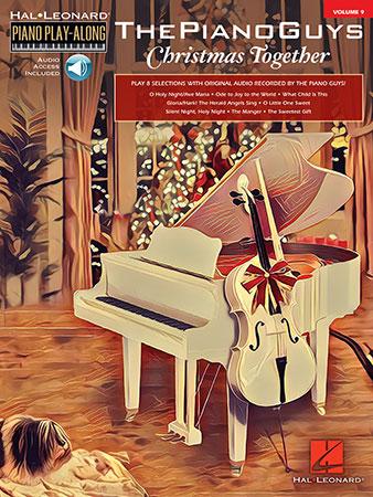 Piano Play Along, Vol. 9: The Piano Guys - Christmas Together
