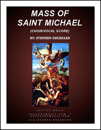 Mass of Saint Michael