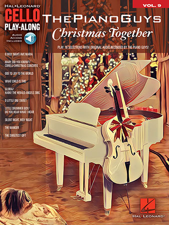 Cello Play Along #9 The Piano Guys Christmas Together