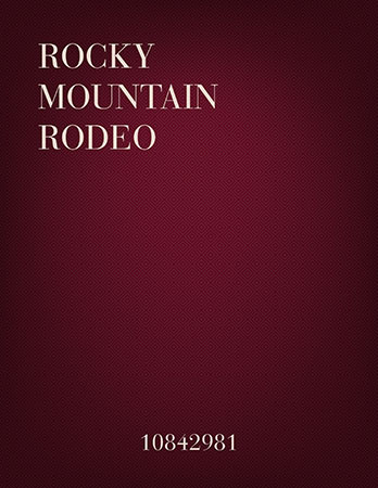 Rocky Mountain Rodeo