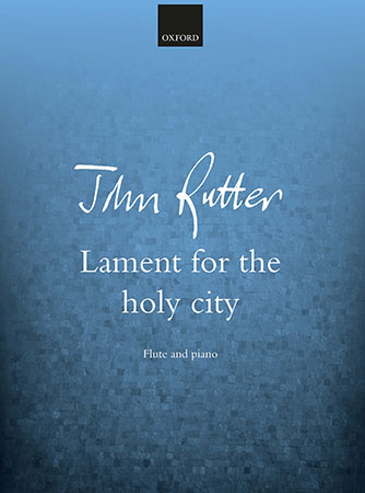 Lament for the holy city