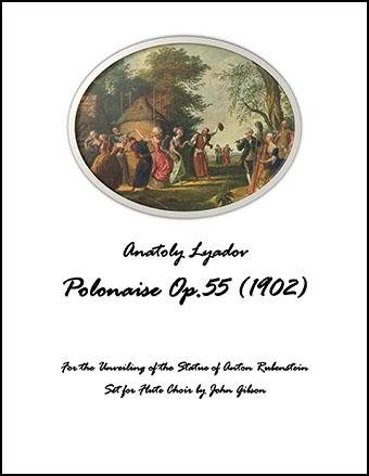 Polonaise Op. 55