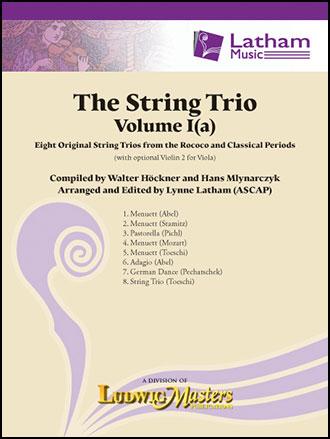 The String Trio: Volume 1A