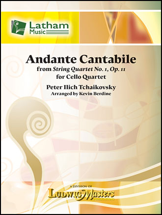 Andante Cantabile (from String Quartet No. 1)