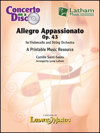 Allegro Appassionato, Op. 43