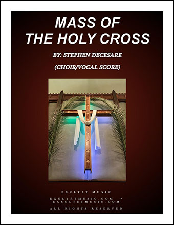 Mass of the Holy Cross