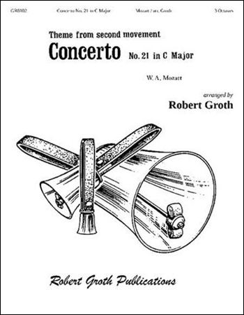 Concerto #21 in C Major (Theme from 2nd Movement)