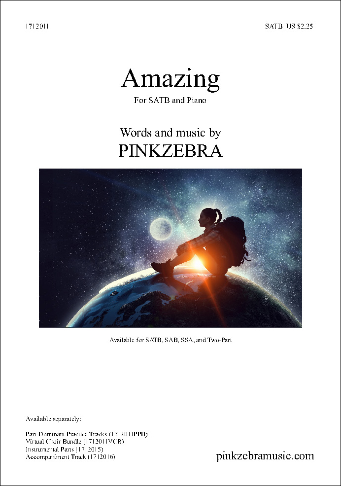 Amazing myscore sheet music cover