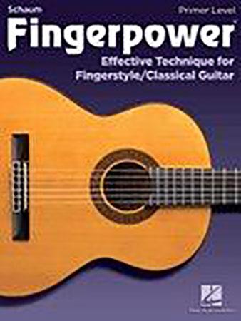 Fingerpower: Effective Technique for Fingerstyle/Classical Guitar