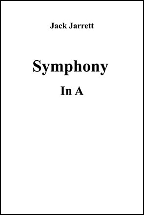 Symphony in A