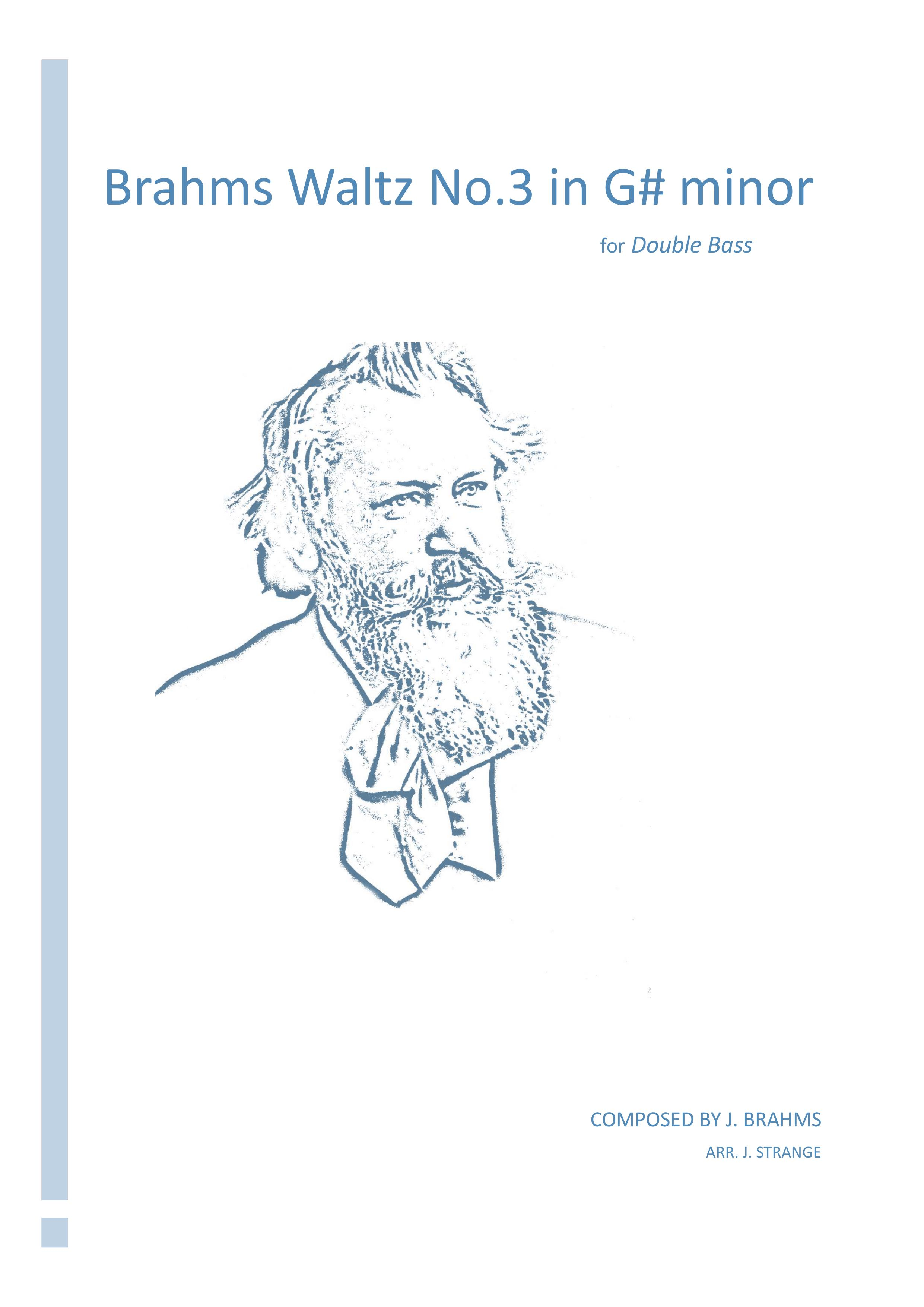 Brahms Waltz No. 3