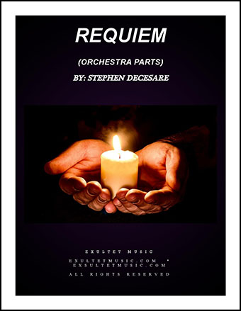 Requiem (Orchestra Parts)