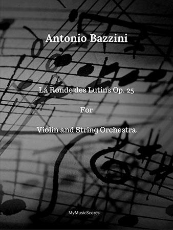 Scherzo fantastique, Op.25