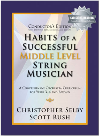 Habits of a Successful Middle Level String Musician