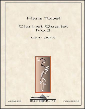 Clarinet Quartet #2