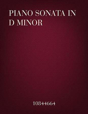 Piano Sonata in D Minor