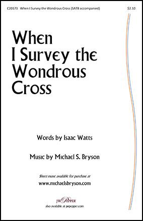 When I Survey the Wondrous Cross Thumbnail