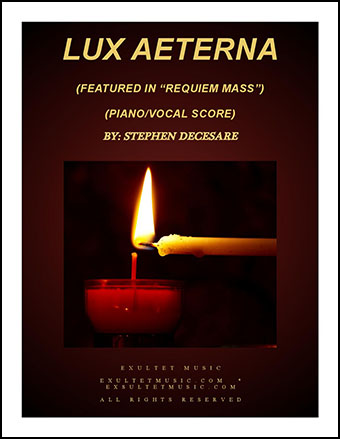 Lux Aeterna from