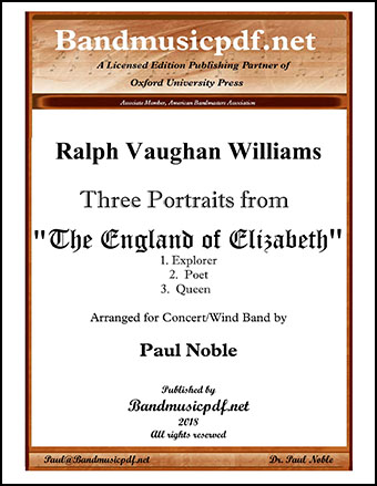 Three Portraits from The England of Elizabeth