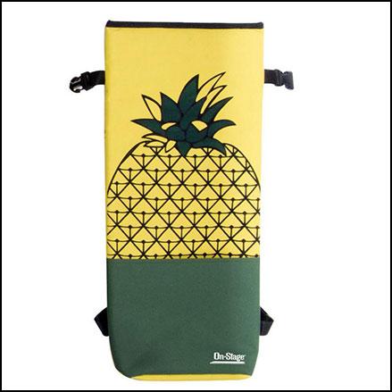 Ukulele Gig Bag Pineapple Print