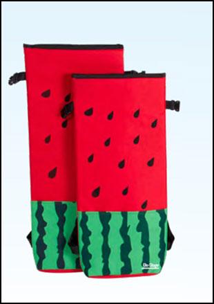 Ukulele Gig Bag Watermelon Print