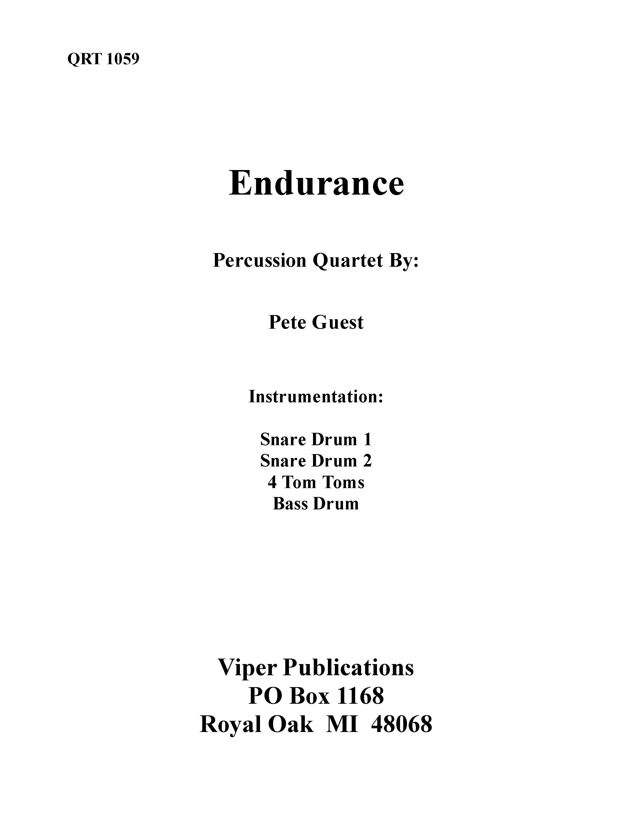 Endurance Thumbnail