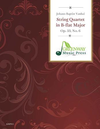 String Quartet in B-flat Major, Op. 33 #6